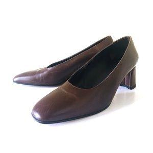 Sesto Meucci Italian Leather Heels